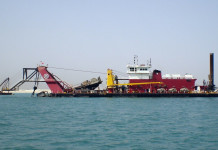 Bahrain dredging contract signed