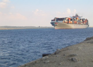 Second Suez Canal planned