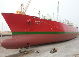 Oman yard completes LNG contract