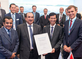 LNG-powered containerships get DNV GL seal of approval