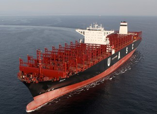 UASC names first ever LNG-ready ultra large container vessel