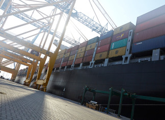 Third berth completed at new Saudi port