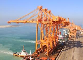 Remote control quay cranes arrive in Dammam