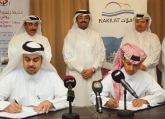 Qatar port orders workboats