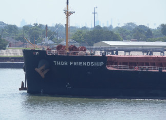 Thoresen Shipping enters Middle East market