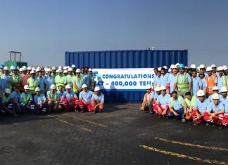 SCT passes new milestone