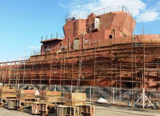 RAK shipyard set for first launch