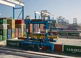 Khalifa port surges ahead