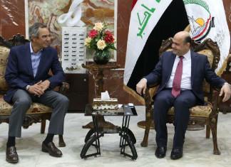 ICTSI chairman visits Basra Gateway Terminal