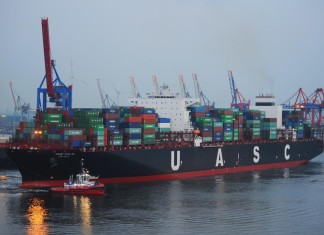 Uasc Vessel Debuts At La Spezia Port