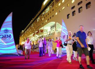 Abu Dhabi Opens Cruise Terminal