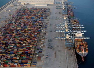 Khalifa Port Terminal Poised For Expansion