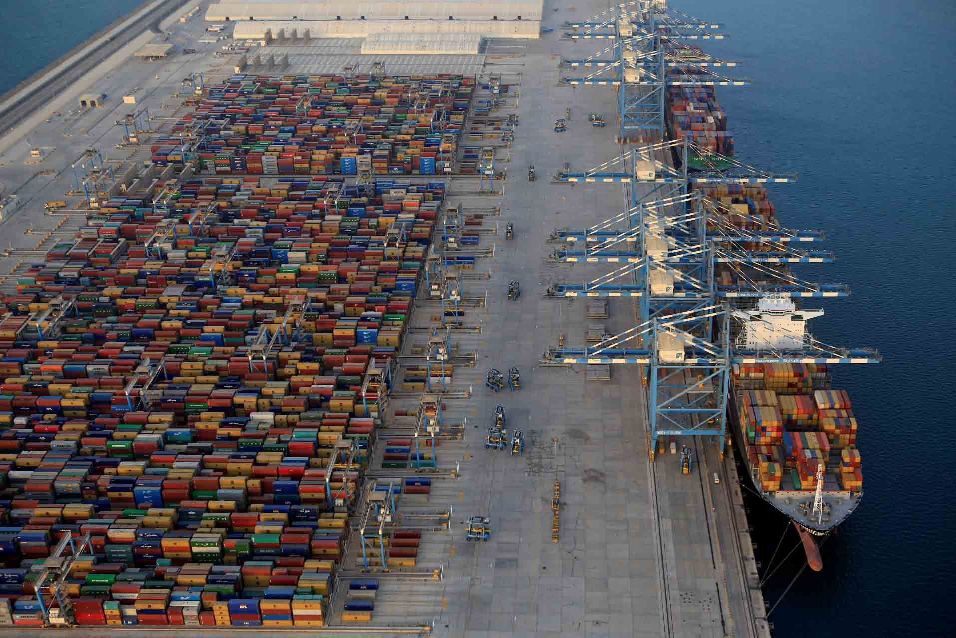 Khalifa port terminal poised for expansion - Latest ...