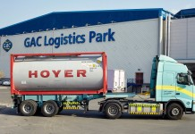 Hoyer appoints tank container agency for Middle East and Subcontinent