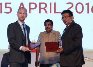ICS signs MoU with Indian Maritime University