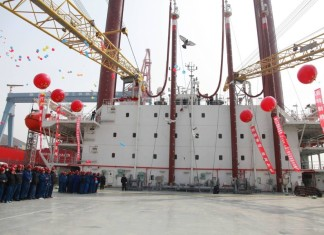 Milaha takes delivery of biggest lift boat in Qatar