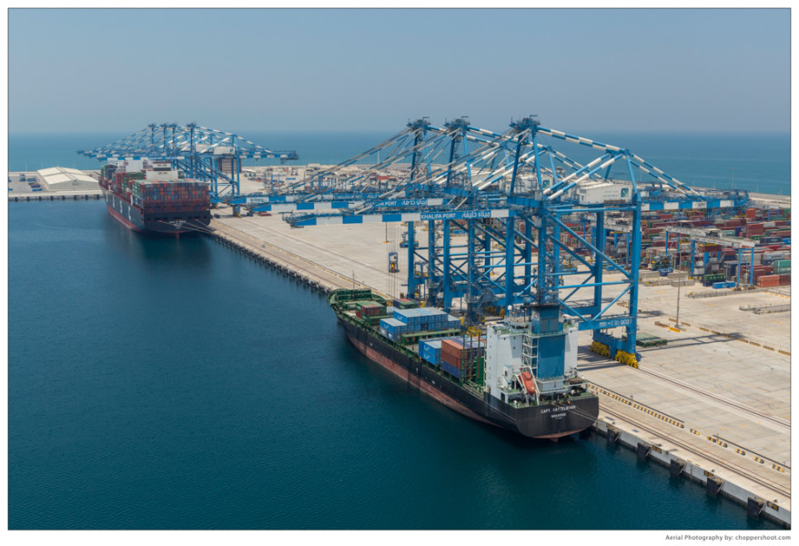 Khalifa Port continues to generate growth at its container terminal