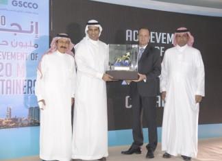 Gulftainer passes KSA Milestone
