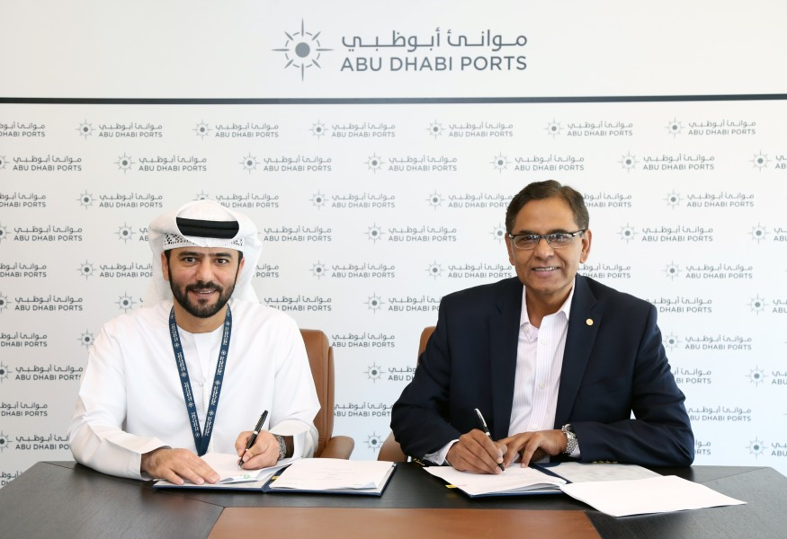 Lease deal boosts Abu Dhabi's agro exports potential