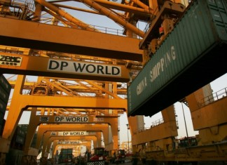 Mixed results reported by DP World for the first half of the year