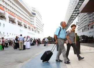 Record cruise year for Abu Dhabi