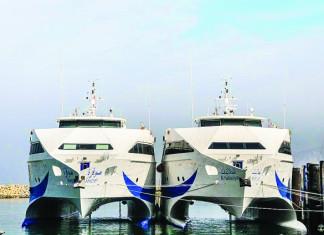 Oman operator starts Iran ferry link