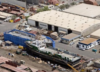Grandweld delivers Global Marine crew boats