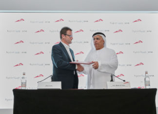 RTA signs Hyperloop One agreement