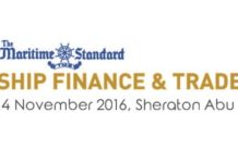Top class panel of speakers assembled at TMS Ship Finance and Trade Conference