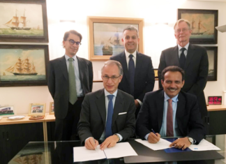 New ship management and technical consultancy services agreement signed by Executive of Gulf Navigation and SeaQuest