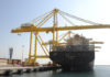 MSC Esthi, the first ship to be handled at fully operational Hamad Port