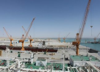 Oman Drydocks is now poised to step up its naval business activities