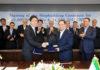 Major shipbuilding deal signed between IRISL and HHI