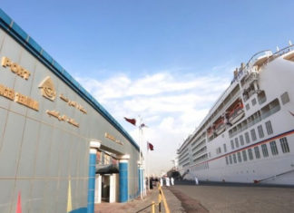Cruise business is booming in Qatar