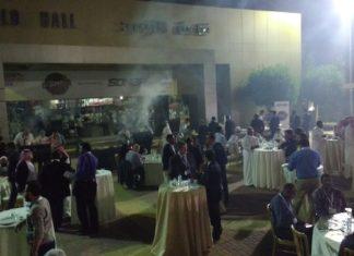Delegates at Transtec 2016, Dammam