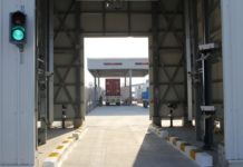 Automated gate speeds up Sohar operations