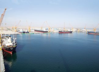 Container terminal to be built in Duqm