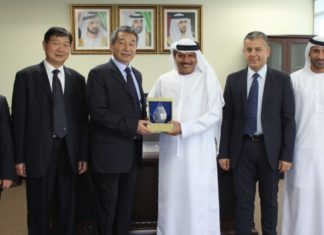 Northern Project started by Executives from Gulf Navigation, Wuchang Shipbuilding and Qingdao Beihai Shipbuilding