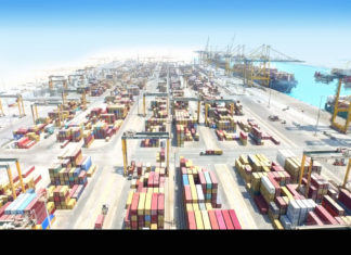One of the fastest growing container facilities in the world, King Abdullah port