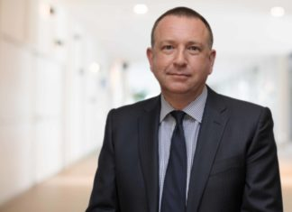 Newly appointed CEO for ASRY, Andrew Shaw