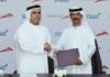 RTA chairman and Chairman of DP World sign agreement to work closely to solve Jebel Ali truck issues