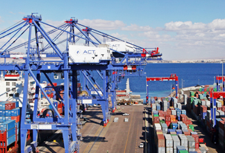 ACT achieved significant growth in container traffic in 2016