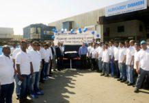 Fujairah yard celebrates record