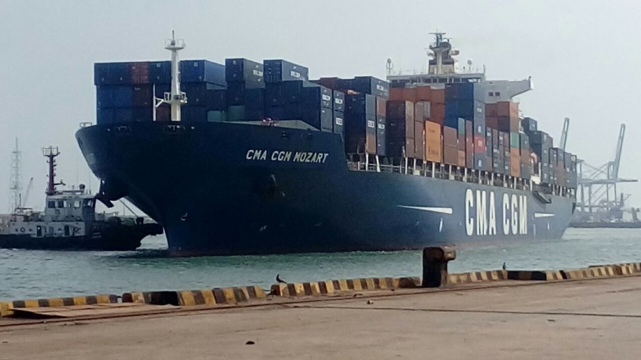 Chennai Becomes Deepest Of India S Major Ports Latest