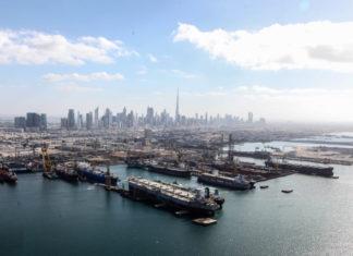 British Safety Council awards Drydocks World five star safety rating