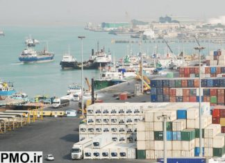 Bushehr Port is well equipped to handle reefer cargoes