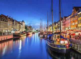 Copenhagen - host city for Shipping2030