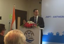 Antwerp sets up Indian port training facility