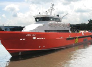 Strategic Marine has several niche designs that it believes will interest the Gulf market