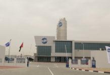 Schmidt opens up Abu Dhabi logistics facility